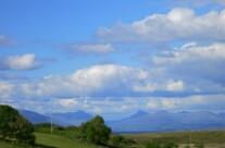 View to mainland